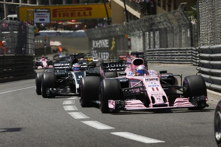 Force India e Haas