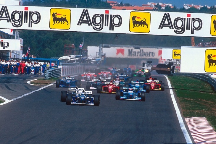 GP de Portugal de 1996 em Estoril