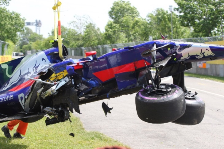 Toro Rosso de Carlos Sainz