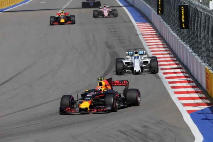 Red Bull e Williams