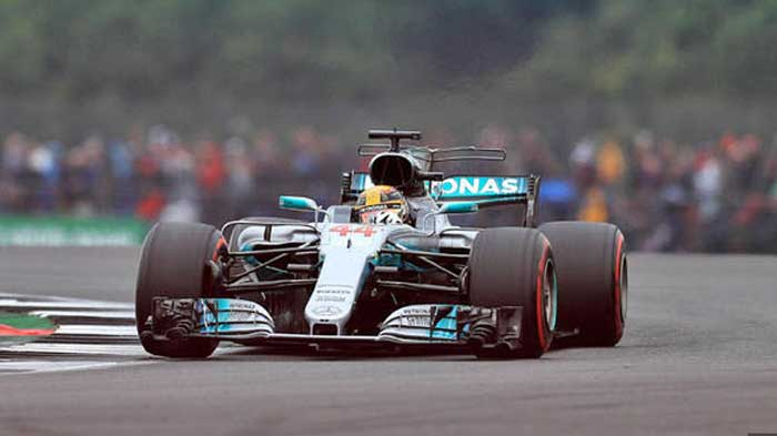 Lewis Hamilton - Silverstone 2017