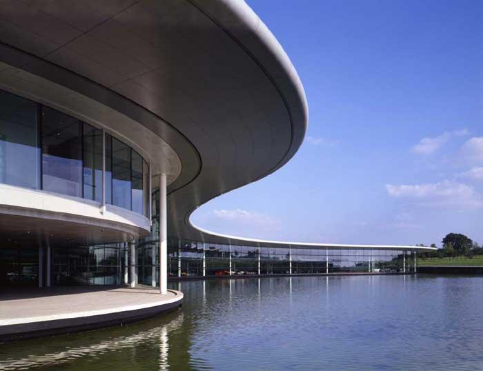 Centro de Tecnologia da McLaren