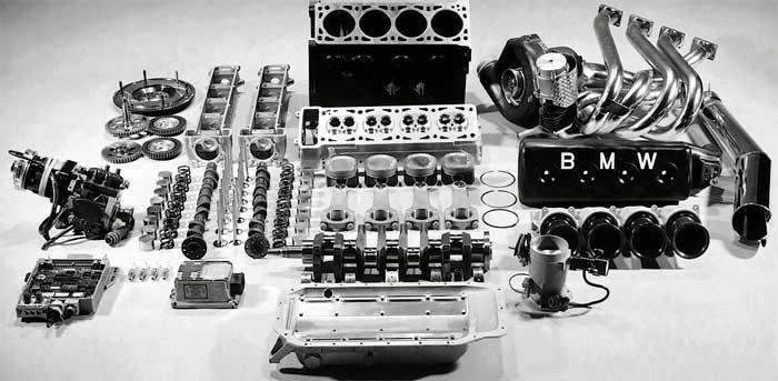 BMW M12/13 Turbo