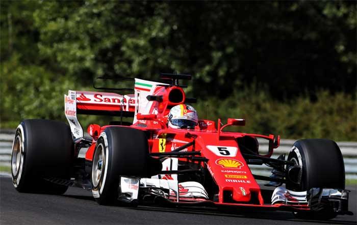Sebastian Vettel - Hungria