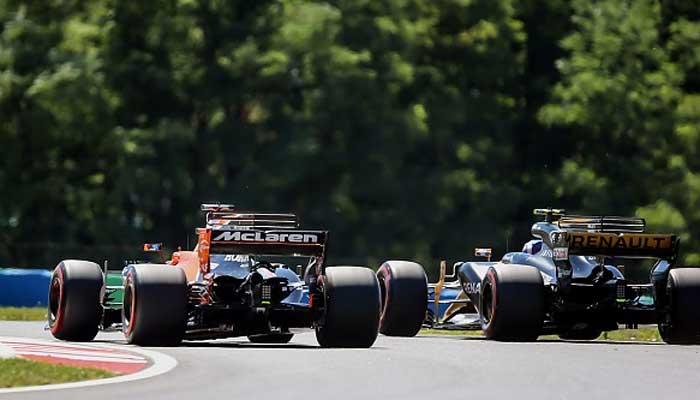 McLaren-Honda e Renault