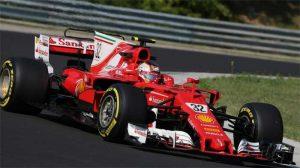 Charles Leclerc - Ferrari 2017 - Hungaroring