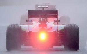 Fórmula 1 na chuva
