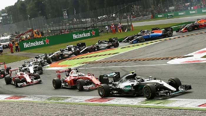 Apostas Formula 1
