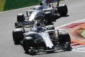 Felipe Massa e Lance Stroll