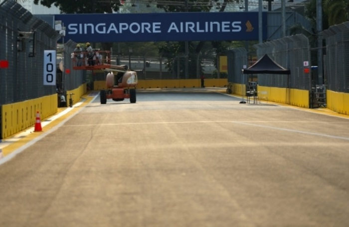 Circuito de Marina Bay
