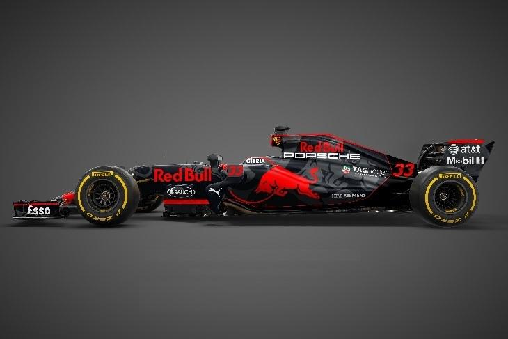 Red Bull Porsche?
