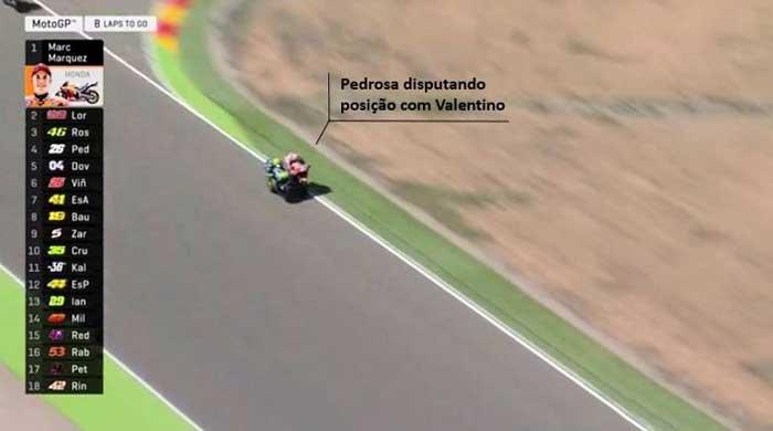 Rossi x Pedrosa - Aragon 2017
