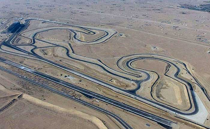 F1 – Kuwait segue construindo sua pista de F1 e MotoGP