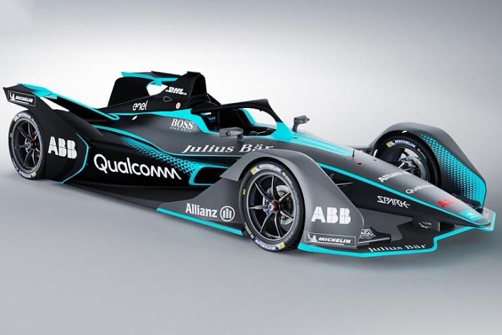 Fórmula E apresenta carro da temporada 2018/2019 | Autoracing | F1 | Indy | MotoGP | StockCar