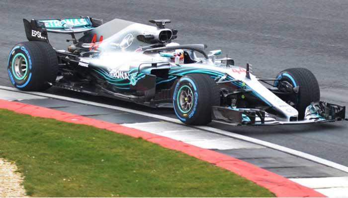 F1 – Mais fotos do Mercedes W09 de 2018   Autoracing   F1   Indy   MotoGP   StockCar