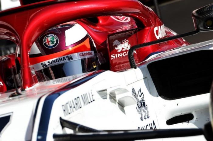 """F1 – Raikkonen  Transição para a Alfa foi """"fácil"""" d4061f25d9a98"""