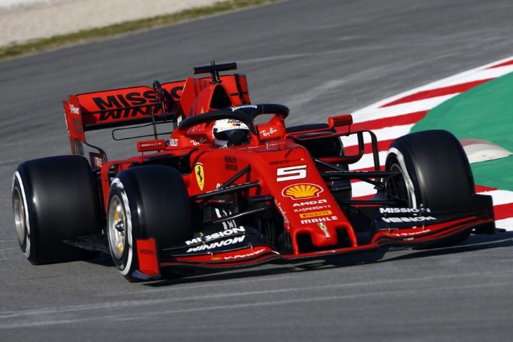 F1 – Ferrari não marca pontos na pré-temporada 6db7a87cd906f