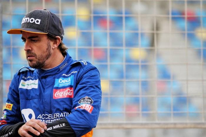 F1 – Renault admite conversações com Alonso para 2021