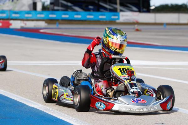 Kart – Miguel Costa vence corrida de F3 Virtual em Nurburgring