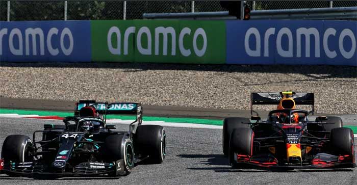 Resultado de imagem para formula 1 podio 2020
